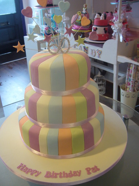 Celebration Cakes Liverpool